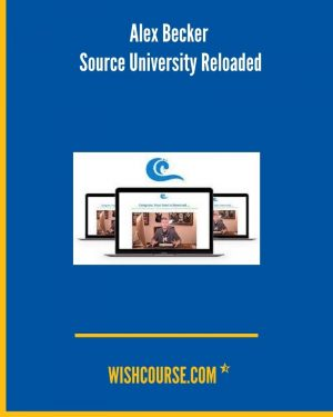 Alex Becker - Source University Reloaded