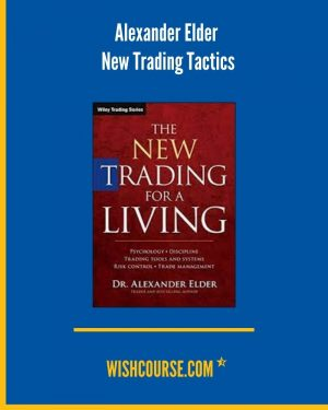Alexander Elder - New Trading Tactics