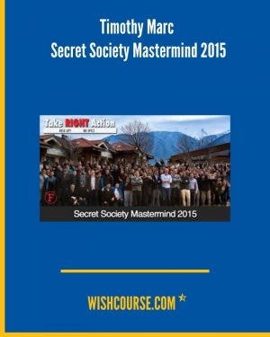 Timothy Marc - Secret Society Mastermind 2015