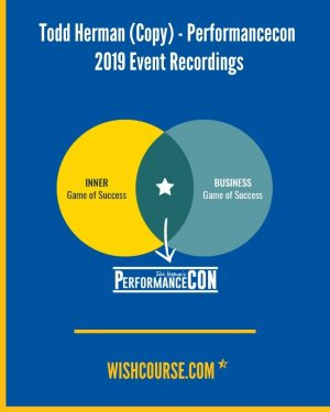 Todd Herman (Copy) - Performancecon 2019 Event Recordings (1)