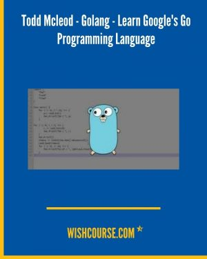 Todd Mcleod - Golang - Learn Google's Go Programming Language (1)