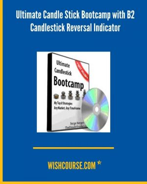 Ultimate Candle Stick Bootcamp with B2 Candlestick Reversal Indicator
