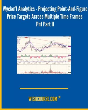 Wyckoff Analytics - Projecting Point-And-Figure Price Targets Across Multiple Time Frames - Pnf Part II