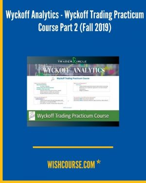 Wyckoff Analytics - Wyckoff Trading Practicum Course Part 2 (Fall 2019) (2)